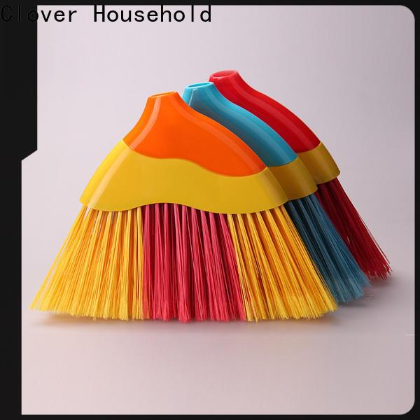 Clover Household Top hard floor broom factory for household