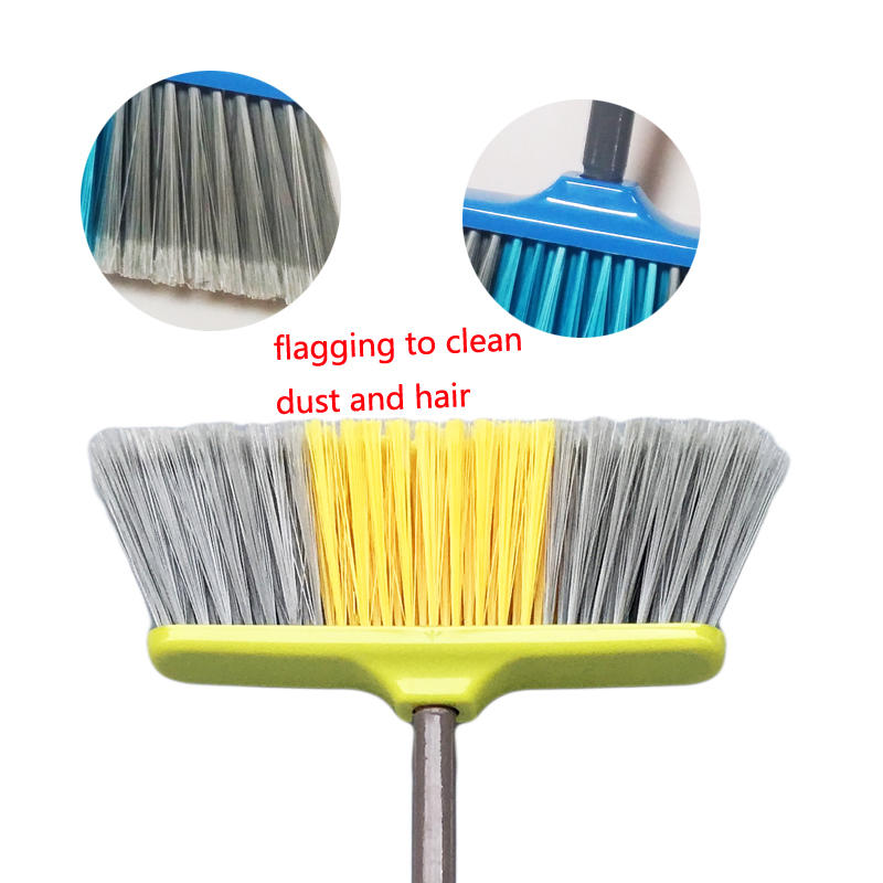Clover Household Wholesale floor cleaning brush with long handle factory price for kitchen-1