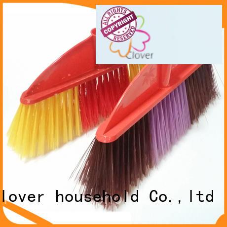 Clover Household color broom for hardwood floors supplier for household