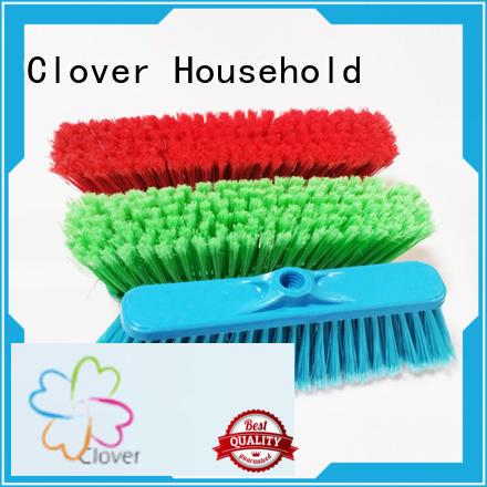 Clover Household hard indoor broom design for bathroom