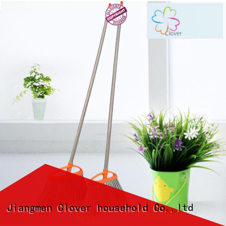 Clover Household mops scrub brush broom factory for bathroom