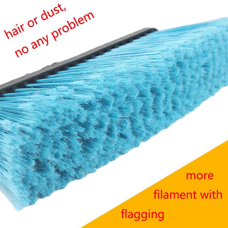 Clover Household economic plastic broom set for household-1