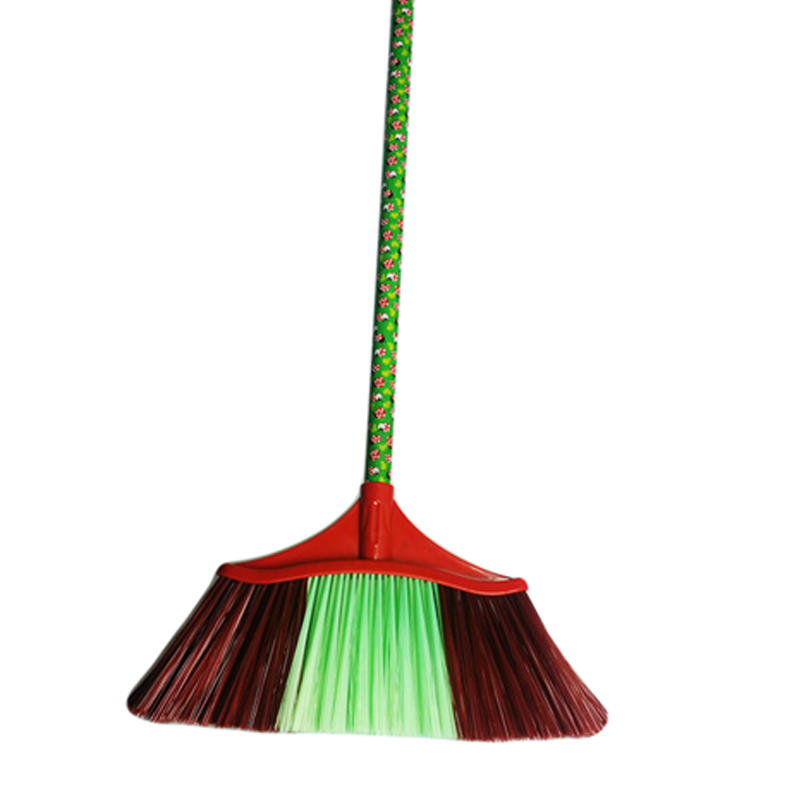Clover Household hard outdoor broom set for household-2