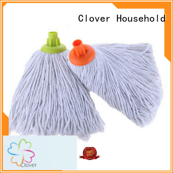 Clover Household thread cotton mop manufacturers for kitchen