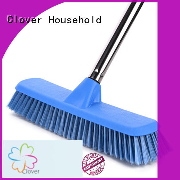 Clover Household durable yard broom factory price for household