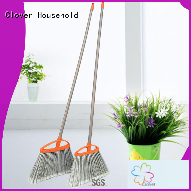 Clover Household practical plastic broom design for household