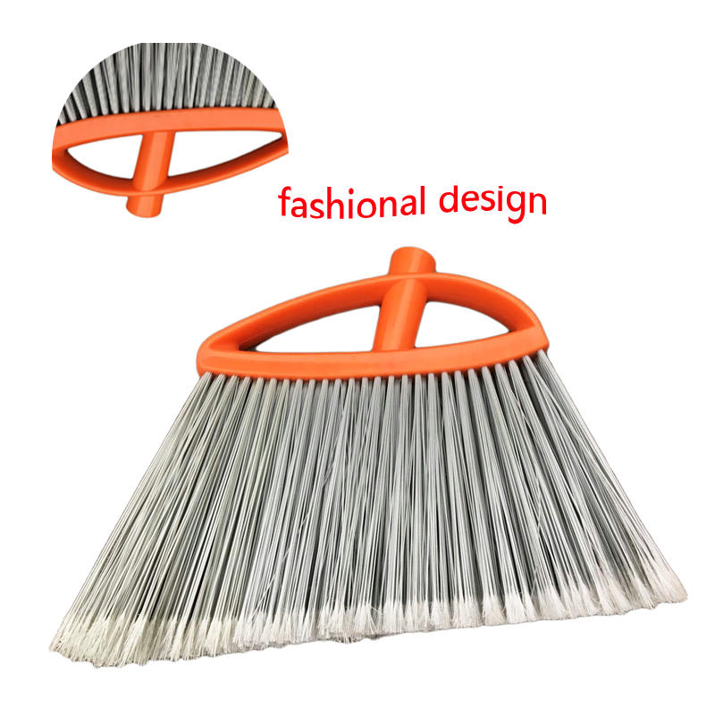 Clover Household practical plastic broom design for household-1