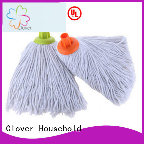 Clover Household durable cotton dust mop Suppliers for house