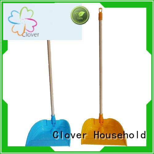 Clover Household Custom dustpan and brush set wholesale for household