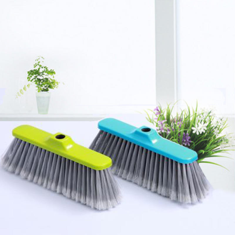 Clover Household Wholesale floor cleaning brush with long handle factory price for kitchen-2