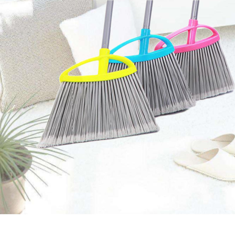 Clover Household practical plastic broom design for household-2