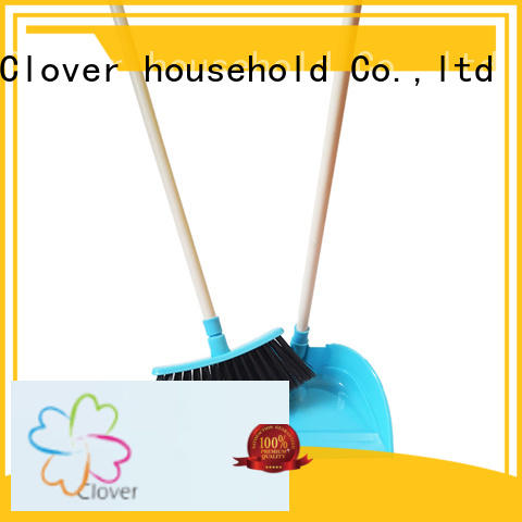 Clover Household practical long handled dustpan factory price for living room