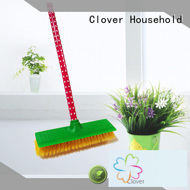Clover Household product plastic broom factory price for household