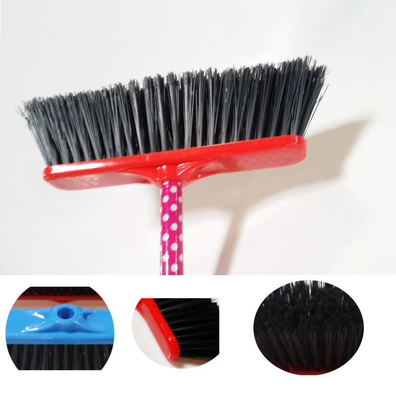 Clover Household hard indoor broom design for bathroom-1
