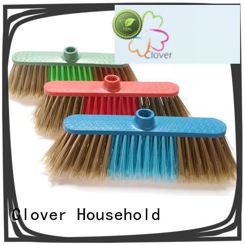 Clover Household economic plastic broom set for household