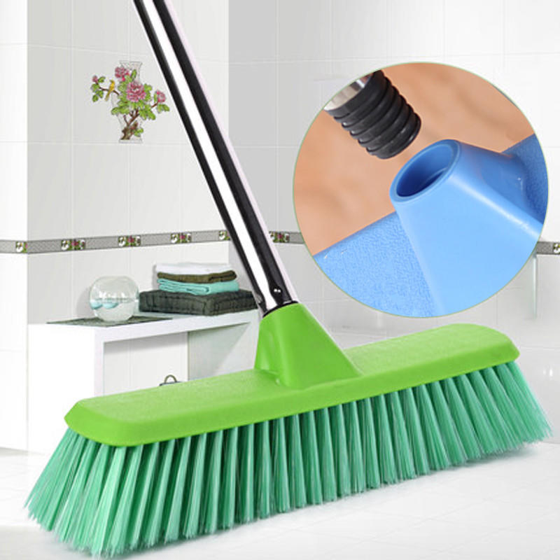 Clover Household durable yard broom factory price for household-1