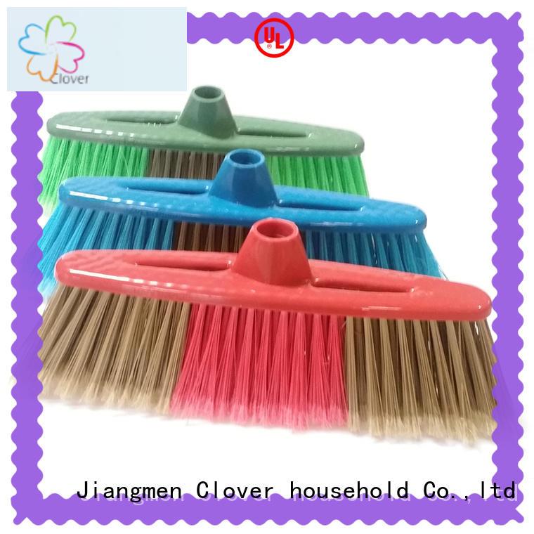 hot selling best broom for hardwood floors long supplier for bathroom
