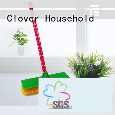 Clover Household practical plastic sweeping brush design for kitchen