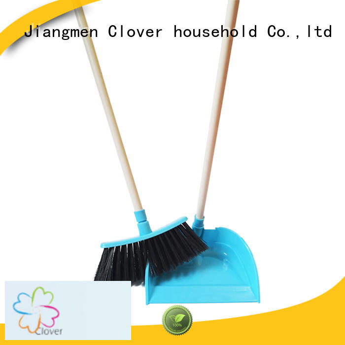 Clover Household soft large dustpan manufacturers for office