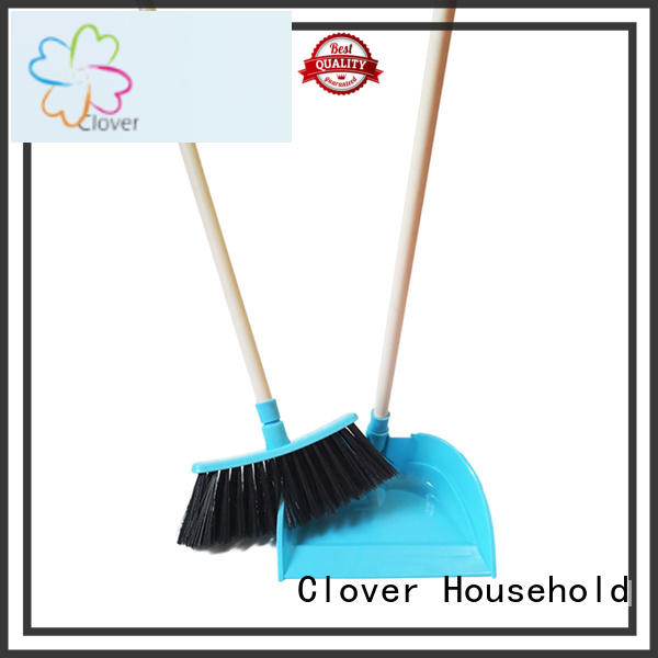 dustpan brush soft factory price for bedroom